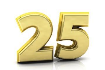 Celebrating 25 Patients